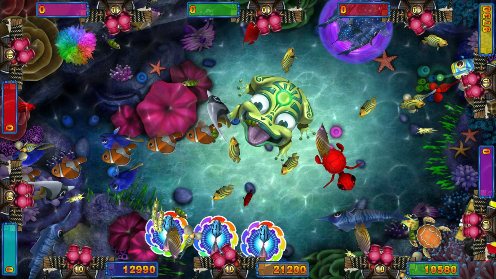 video gambling fish game