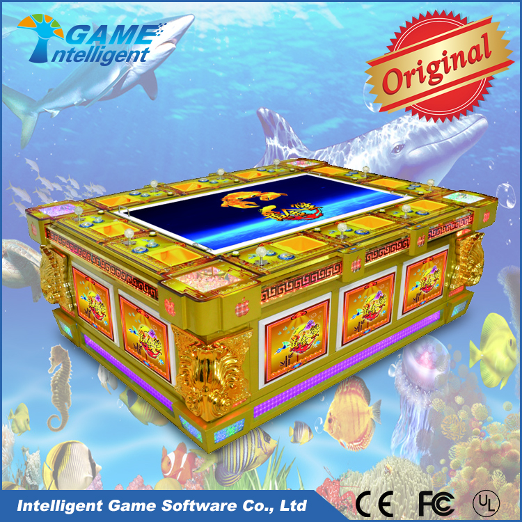 Fish table game machine catch fish game machine fish for How to play fish table game