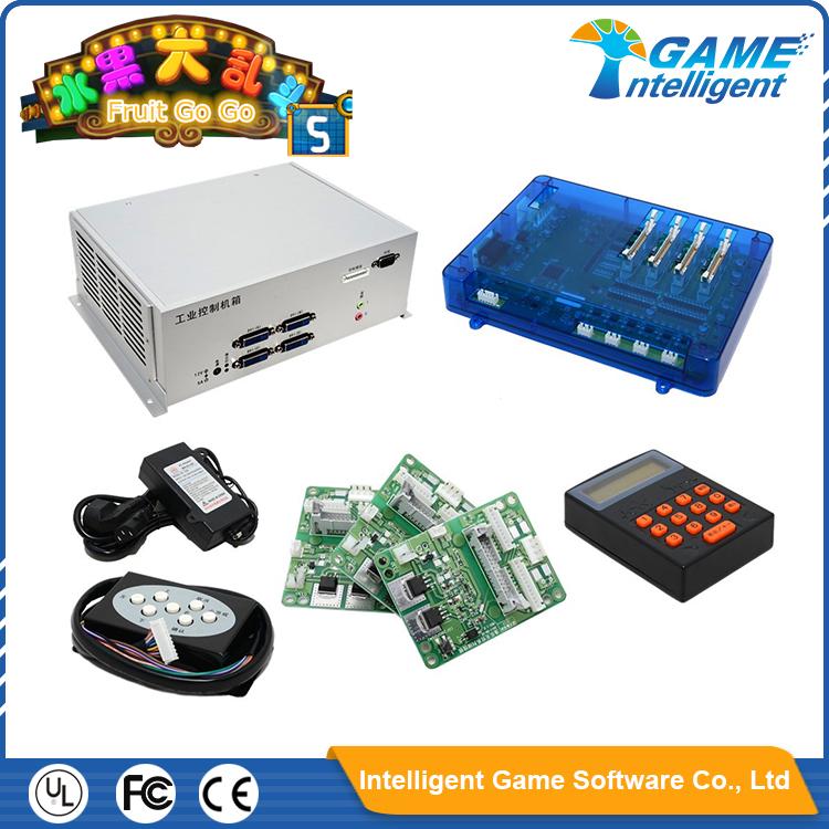 Video Coin Pusher Arcade Game-Fruit Go Go Go game software