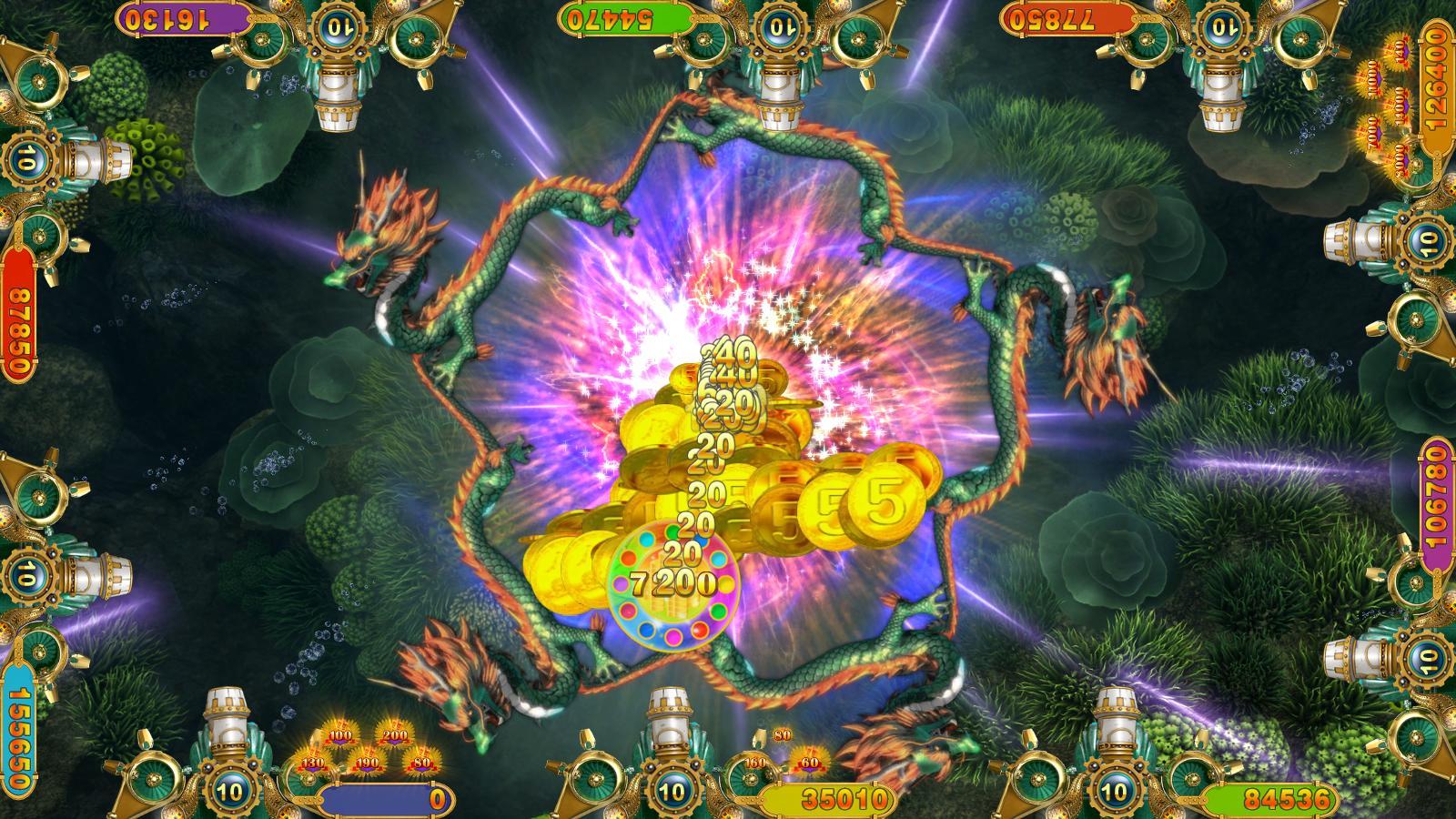 Fish Hunter Arcade Game Cheats-Crystal Mermaid
