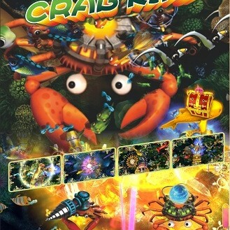 Fish Shooting Game-Crab King