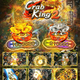 Fish Hunter Game-Crab King 2