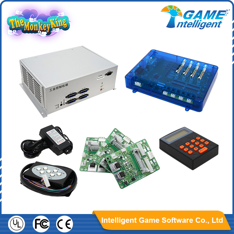 Lottery Arcade PCB board game software-The Monkey King | Guangzhou