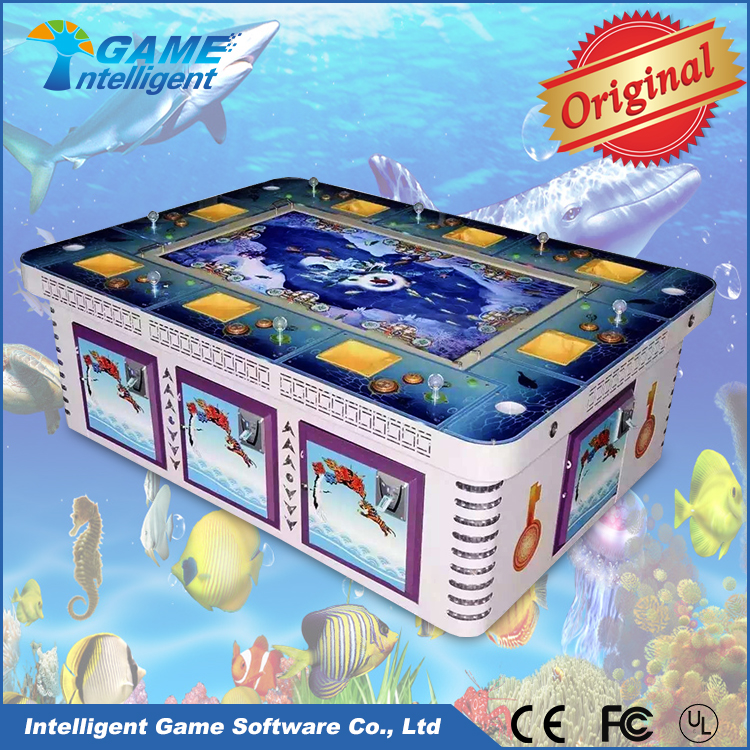 Intelligent Game fish hunting machine Metoer Shower