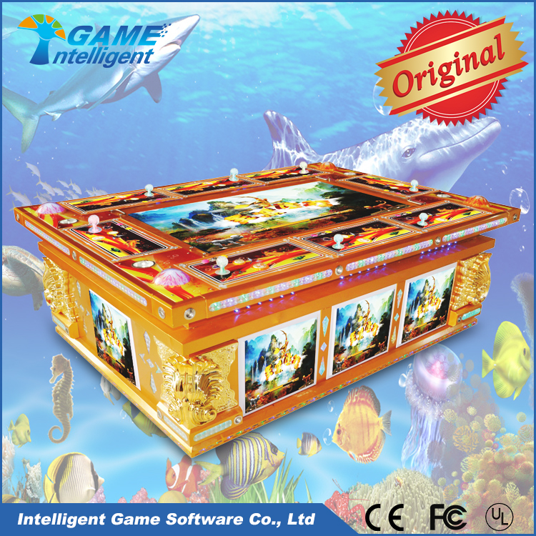 Intelligent Game Fish Table Gambling King Fisher