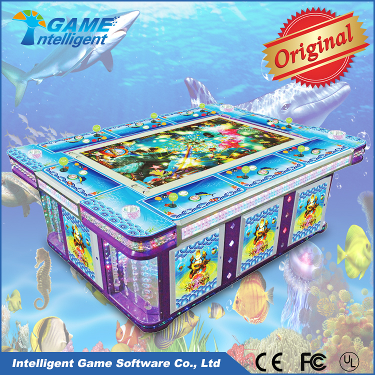 Intelligent Game fish gambling machine Ocean Legend 1
