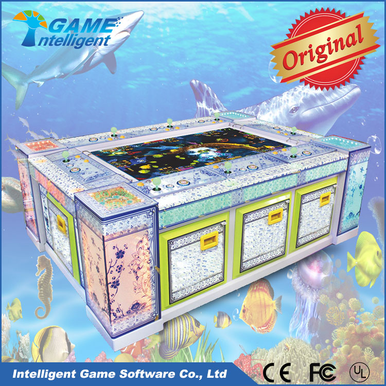 fish table sweepstakes fish game machine ocean legend guangzhou intelligent 5366
