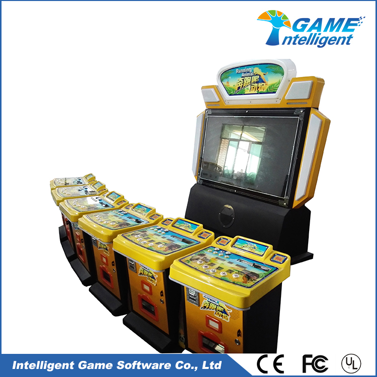 video lottery terminal games Running Animal