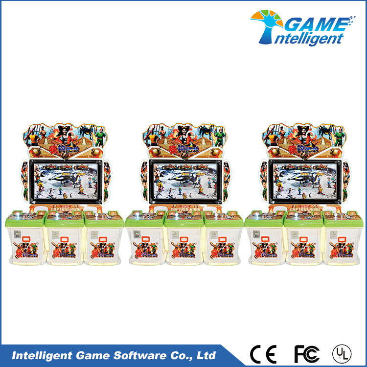 Intelligent Game amusement equipment 2