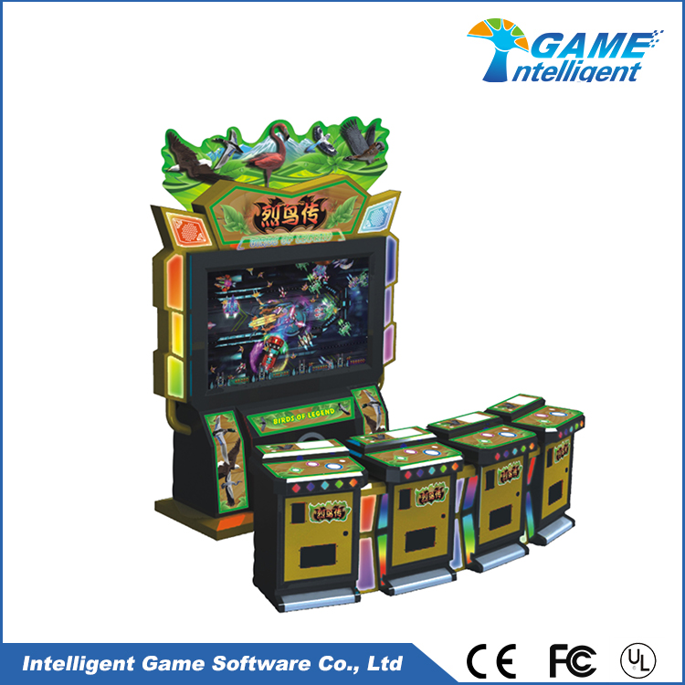 Intelligent Game fish hunter game machine Legend of Eagle King 02