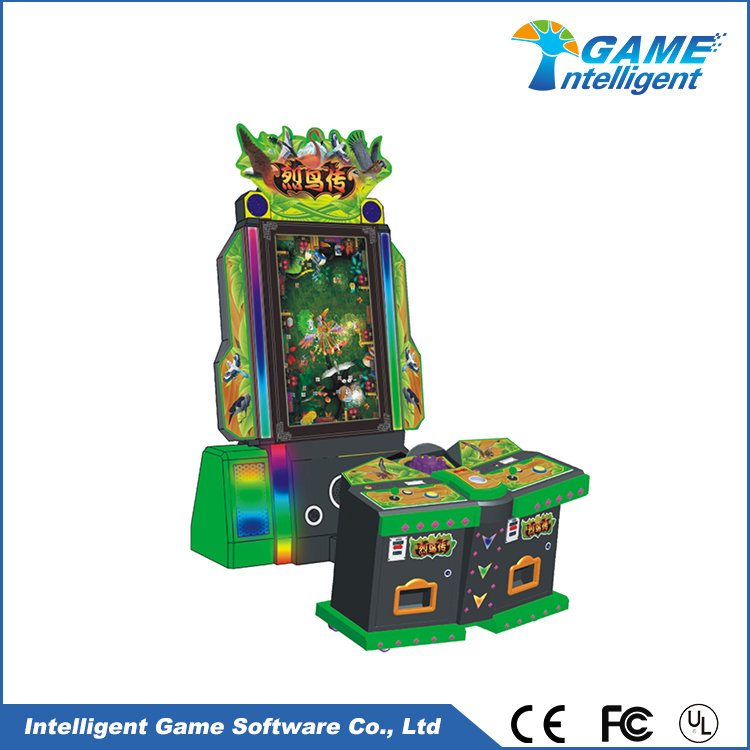 Intelligent Game fish hunter game machine Legend of Eagle King