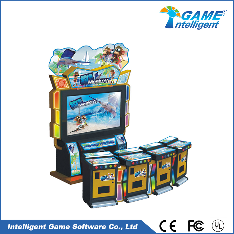 Intelligent Game Amusement Game Machine Fishing Master