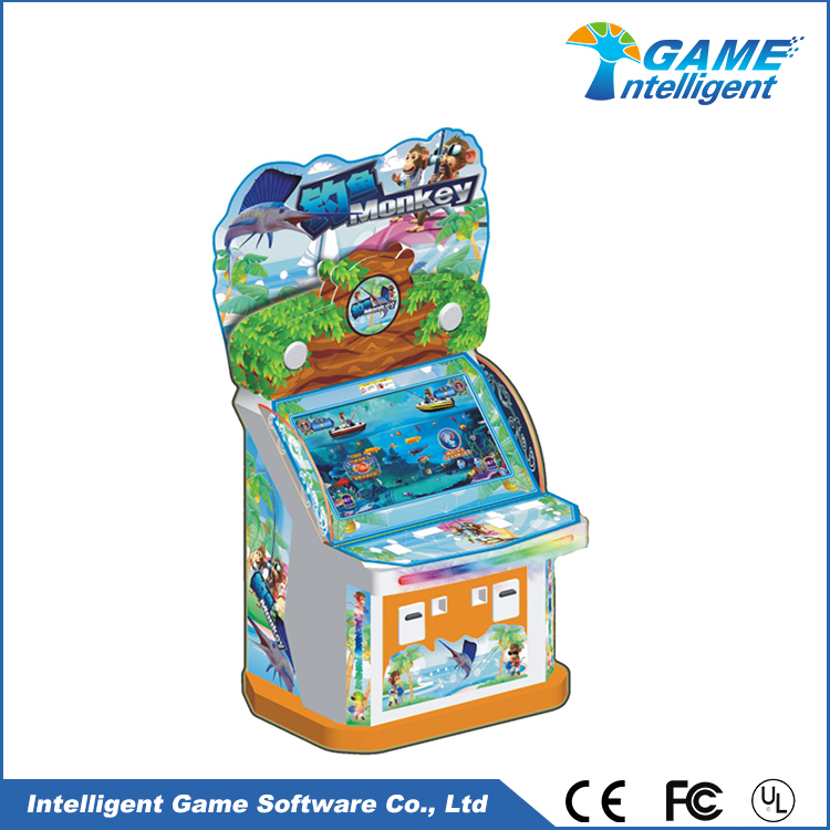 Intelligent Game amusement equipment Fishing Master