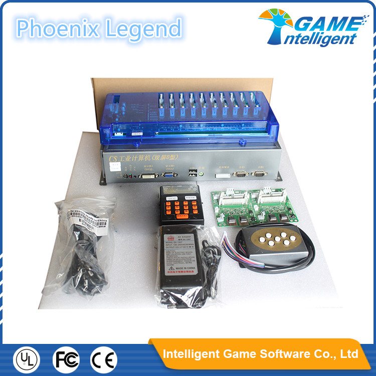 Intelligent Game the kits of fish table games Phoenix Legend