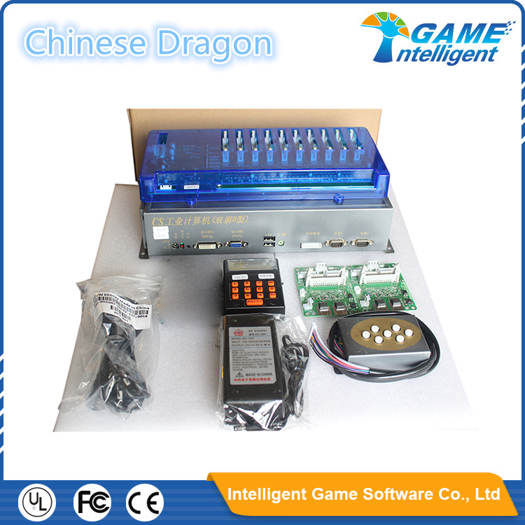 Intelligent Game the kits of fish table games Wiring Diagram