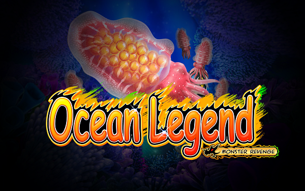 Intelligent Game Fish Hunting Game Ocean Legend 2