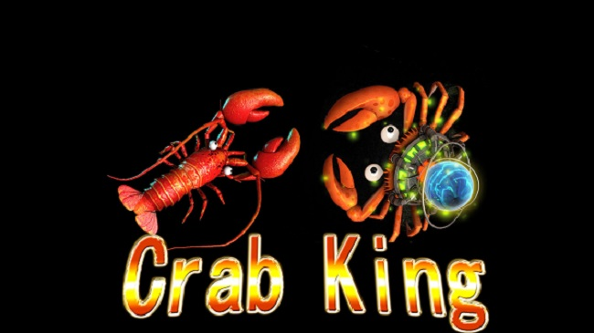 Intelligent Game arcade fish shooting games Crab King
