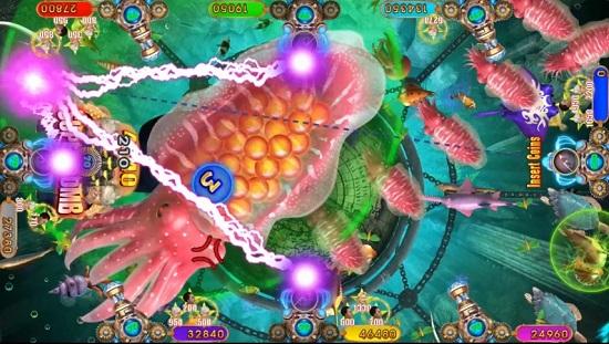 arcade fishing game tips Squide King