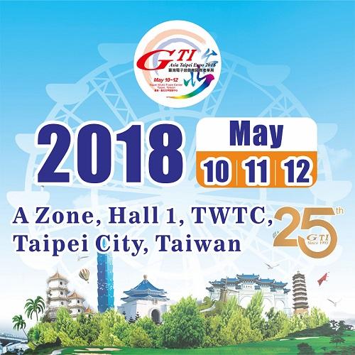 GTI Taipei Expo 2018