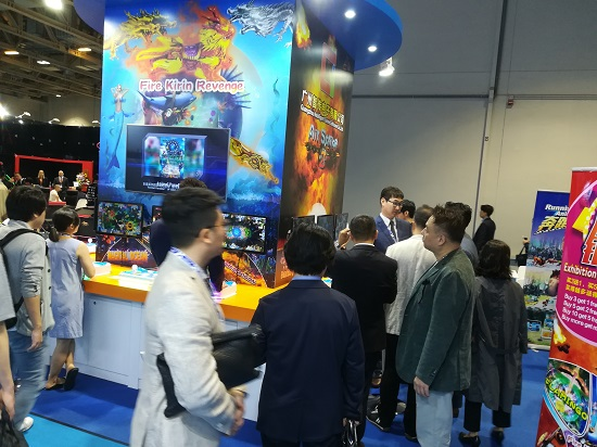 global gaming expo asia