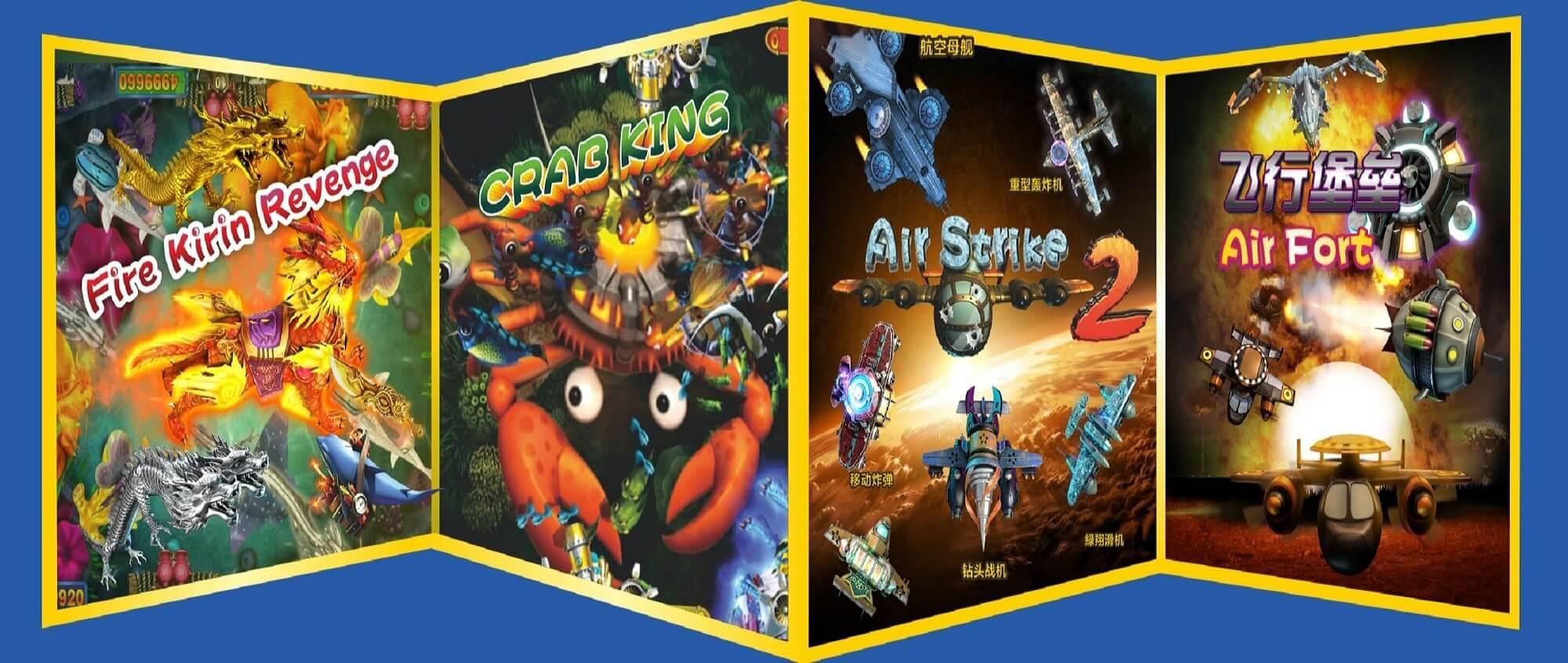 Intelligent Game amusement machine manufacturers