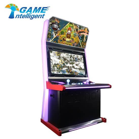 arcade fish game