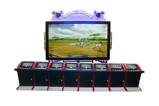 Intelligent Game video sports gaming machine